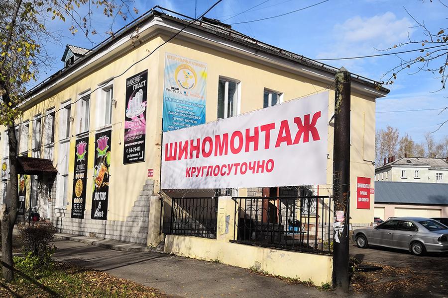 В Северске открылся круглосуточный шиномонтаж