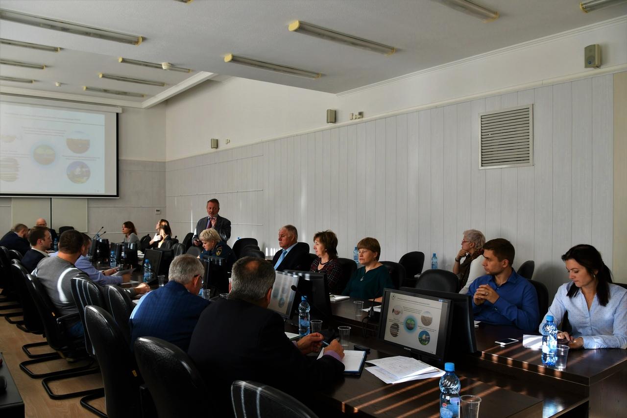 В городе состоялись общественные слушания по вопросу строительства пункта захоронения радиоактивных отходов