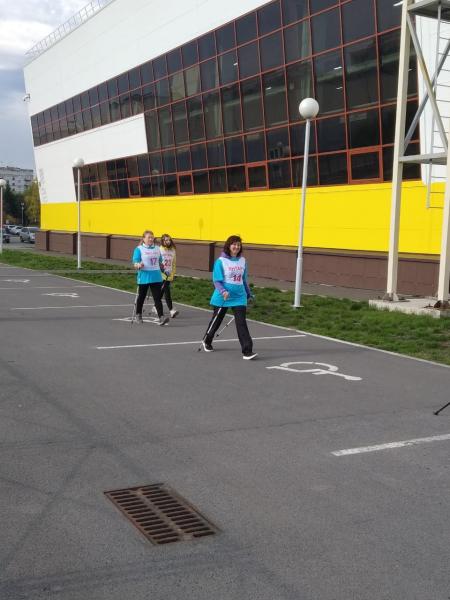 Ветераны МВД приняли участие в спортивном празднике