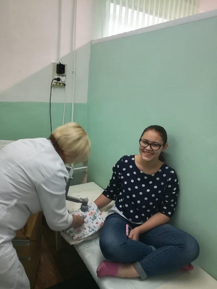 «Неделя без турникетов» в Самусьской больнице