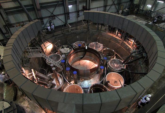 Промышленный реактор на быстрых нейтронах может появится в Северске