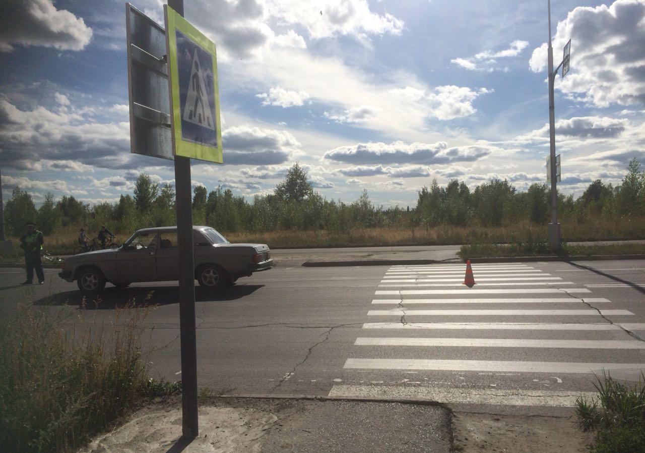 В Северске выявлено два места концентрации ДТП