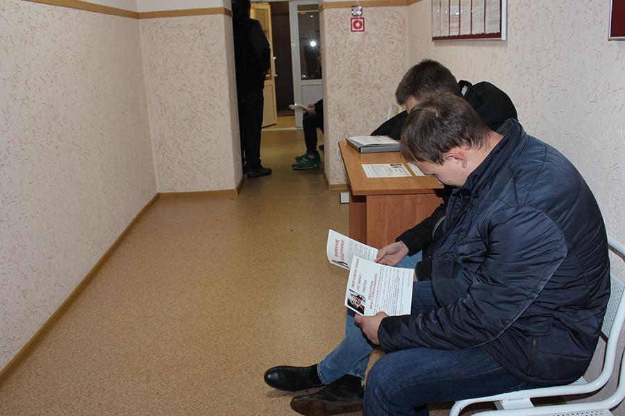 Северские полицейские провели профилактическую акцию