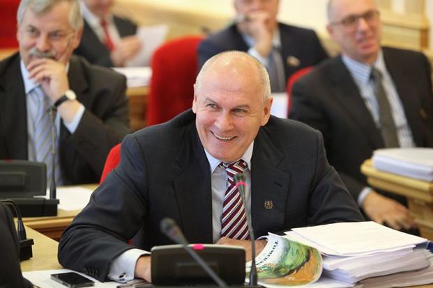 Сергей Звонарев возглавил Союз строителей Томской области