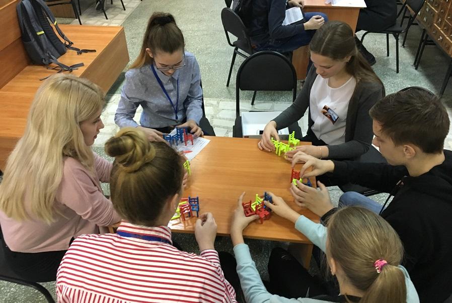 Участники Школы Активного Действия прошли «Тропу экспертов»