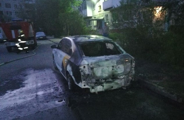 Северчанин отправится на год в колонию за поджог автомобиля из ревности