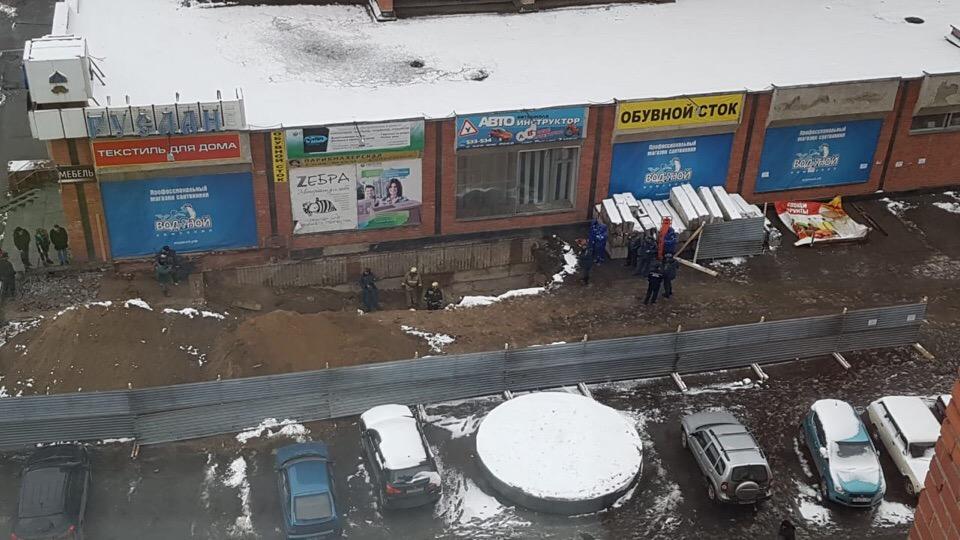 В Северске погиб рабочий