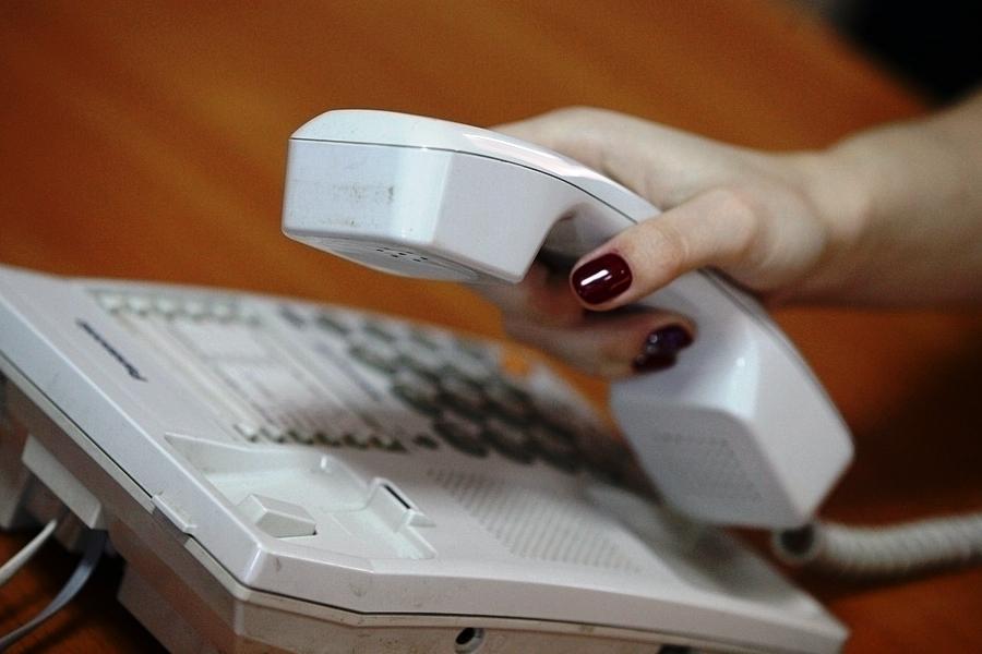 «Горячая телефонная линия» для предпринимателей