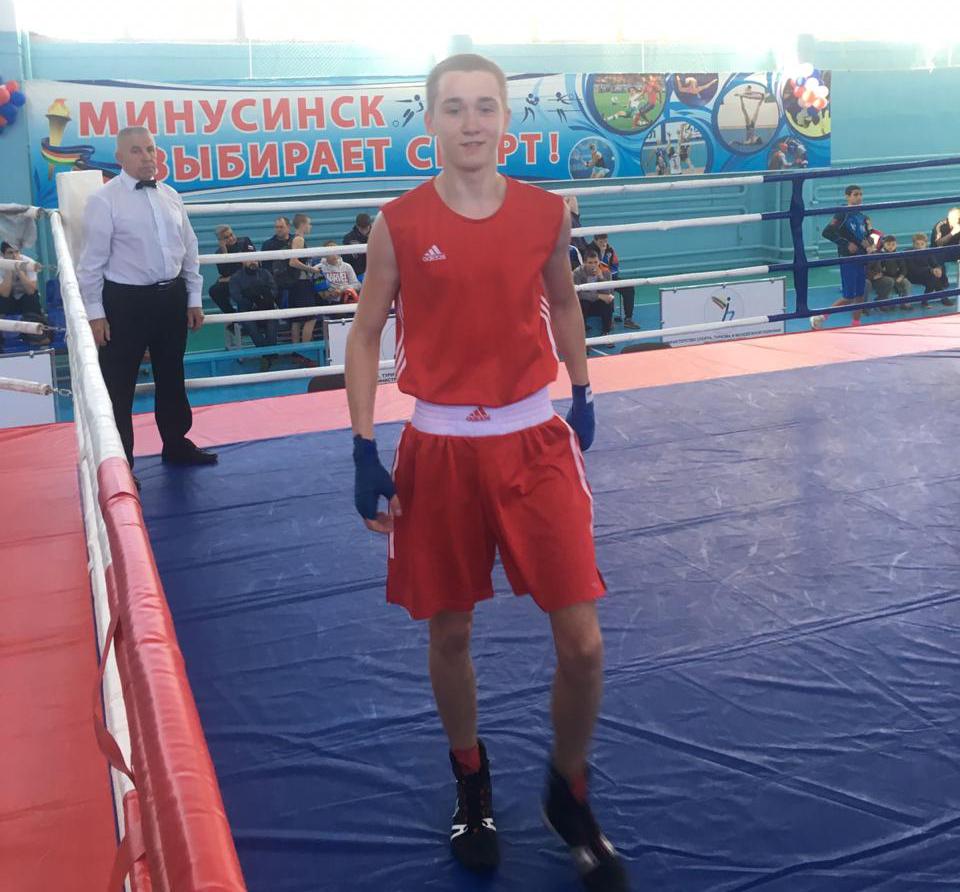 Победа Даниила Облачкова