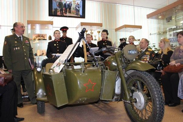 Военно-исторический музей Северского кадетского корпуса – победитель