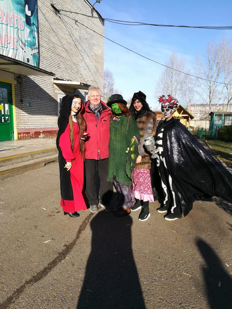 Баба Яга, Кимора, Тоска Зеленая и другие обитатели русских сказок
