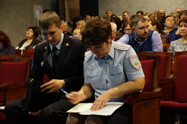 Сегодня в Северске проходит антинаркотическая конференция