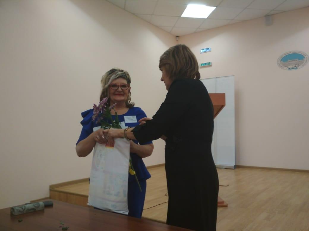 Елена Киреева заняла 1 место на областном конкурсе профессионального педагогического мастерства