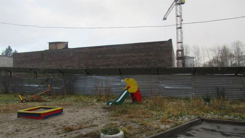 В Северске жители домов протестуют против строительства ИВС