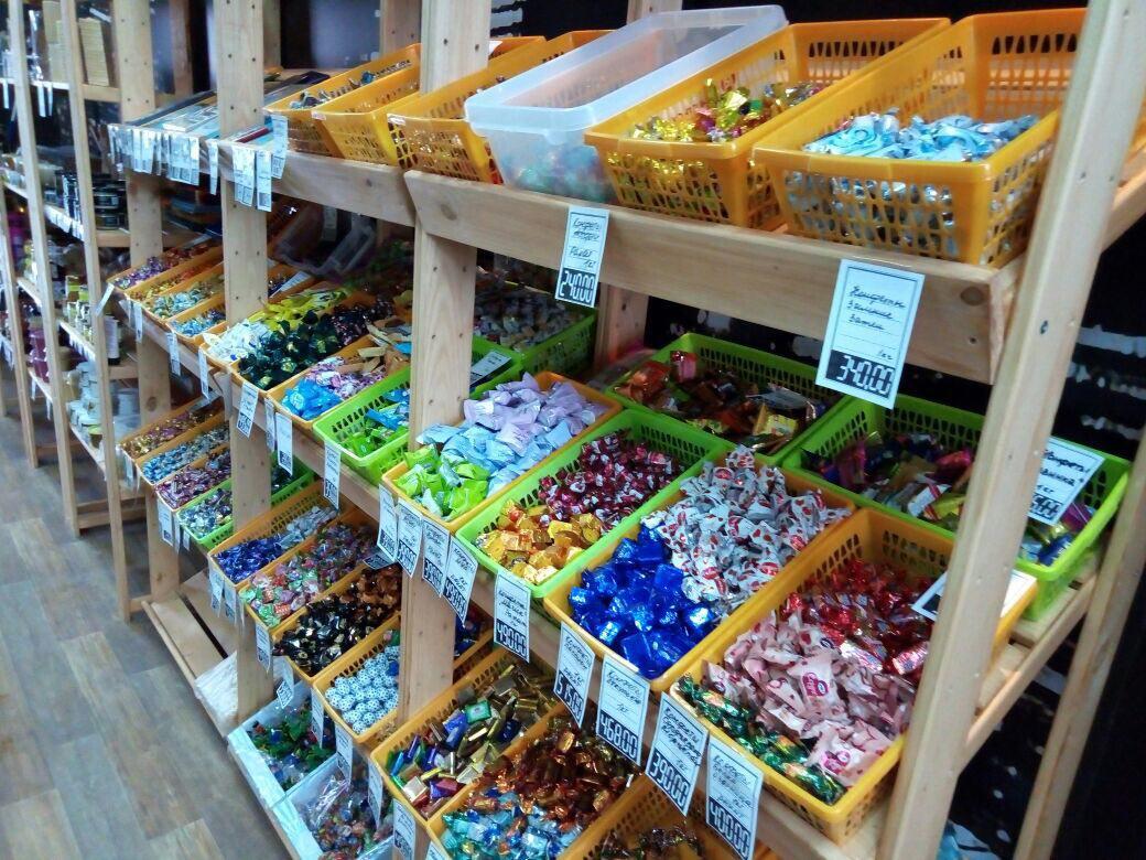 В воскресенье в магазине «Aladdin» пройдет дегустация восточных сладостей