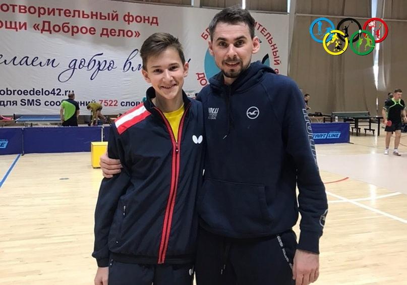 «Егоровцы» стали участниками масштабного фестиваля настольного тенниса