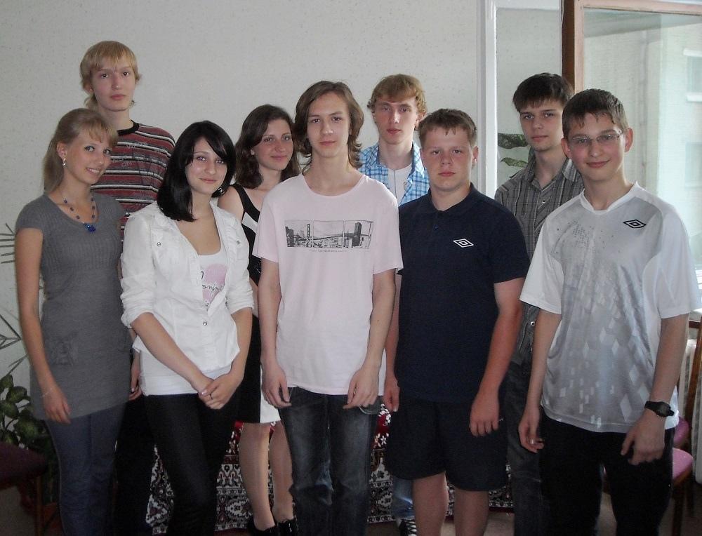 Приглашаем подростков для волонтерской работы