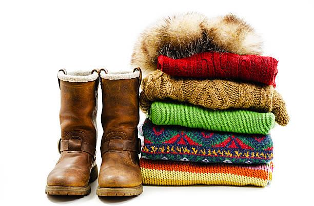 В Северске началась акция по сбору зимней одежды и обуви для малоимущих