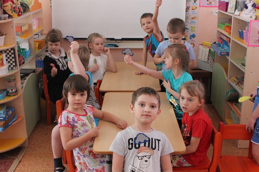 Сотрудники Госавтоинспекции провели занятия с детьми