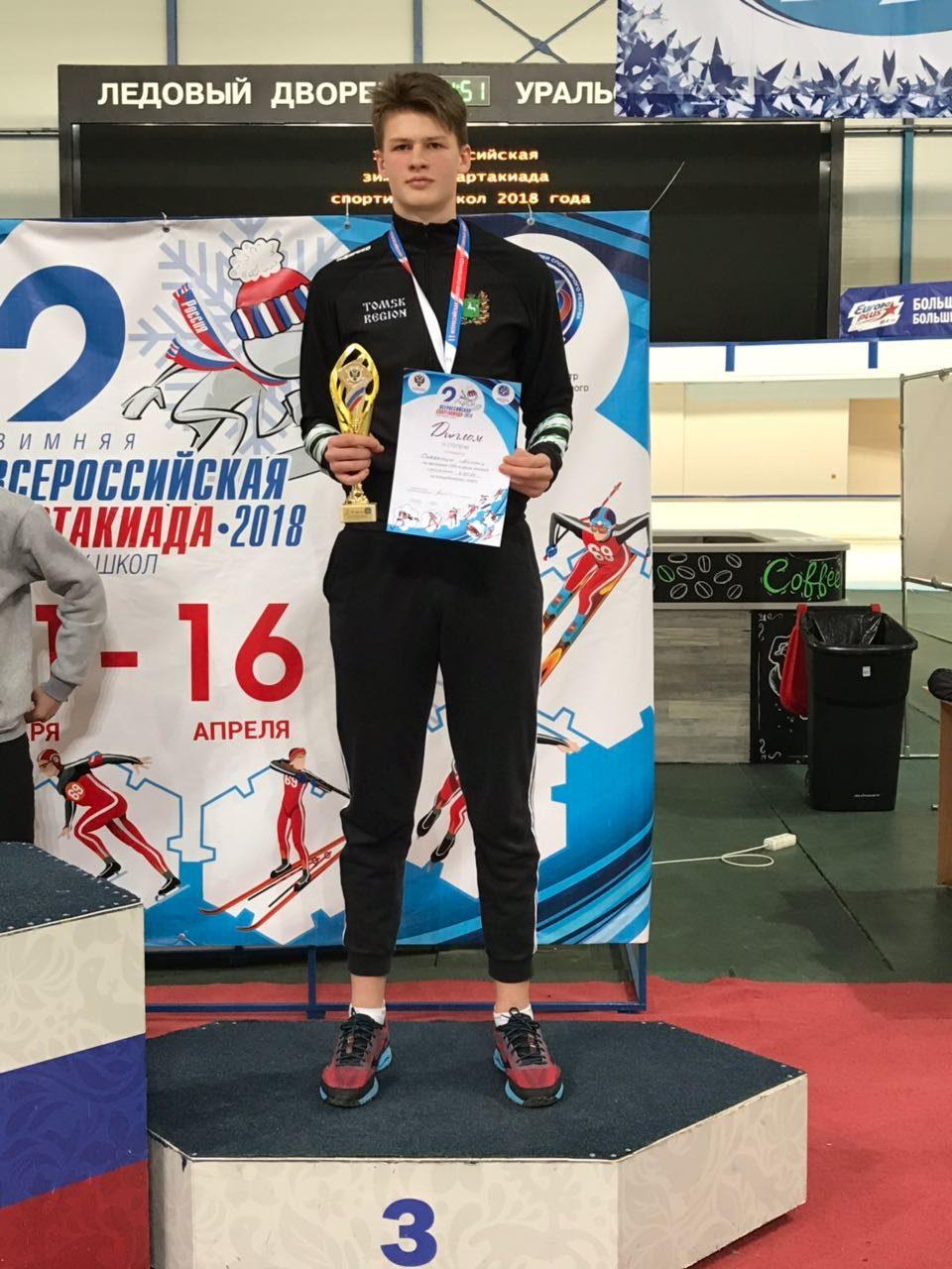 Конькобежцы Михаил Субботин и Александр Слепнев выполнили норматив Мастера Спорта России