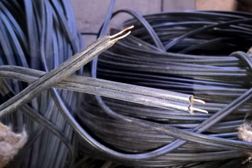 Северчанин пытался похитить кабель