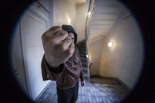 Местный житель оштрафован в административном порядке за оскорбление соседки