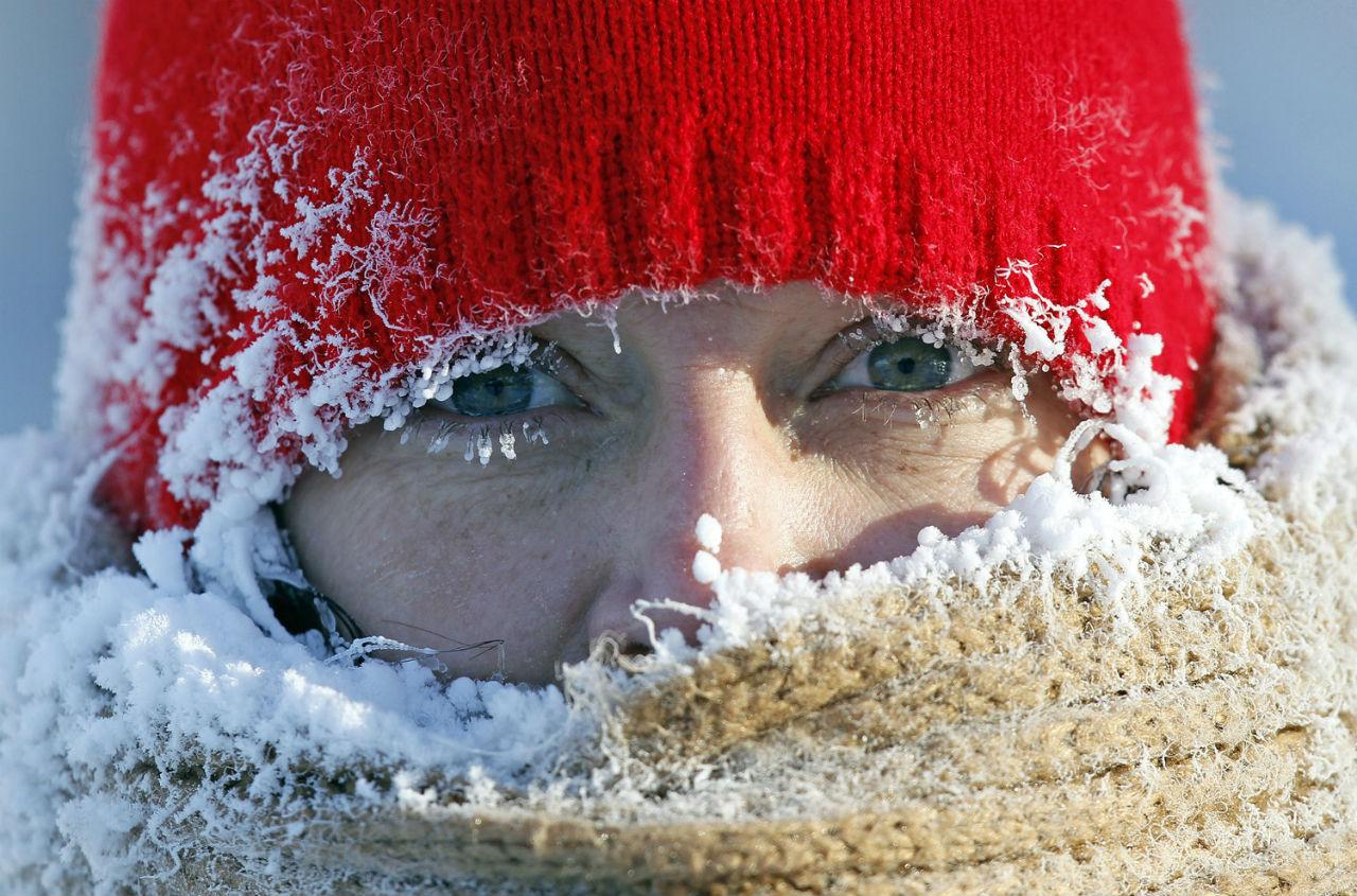 Декабрь начнется с 30-градусных морозов