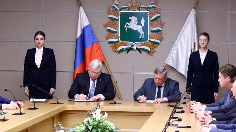 Сергей Жвачкин подписал соглашение о минимальной зарплате на 2019 год