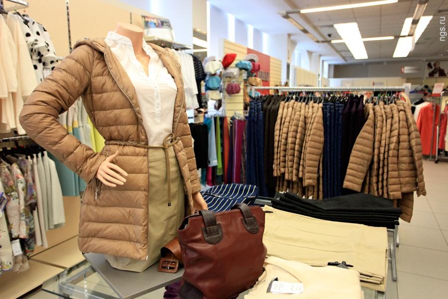 Северчанка украла куртку из магазина