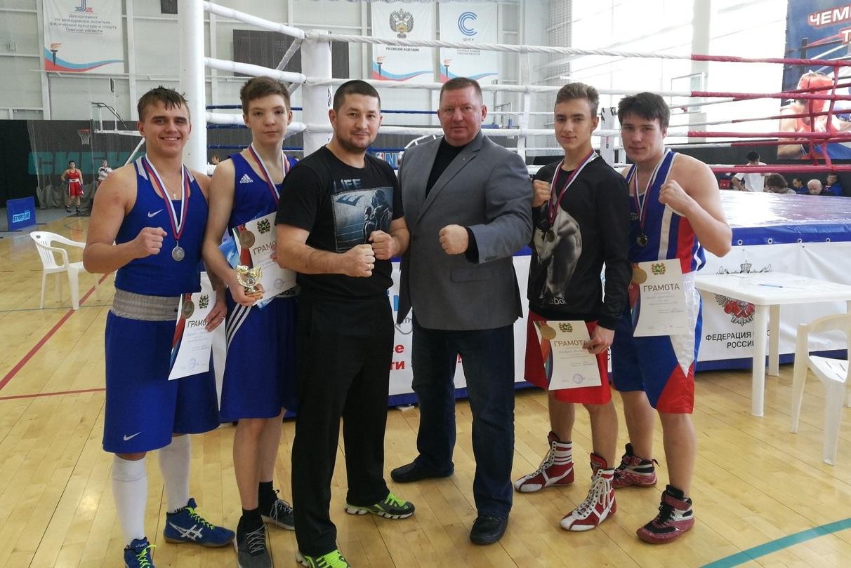 Успехи северчан на Первенстве и Чемпионате Томской области по боксу