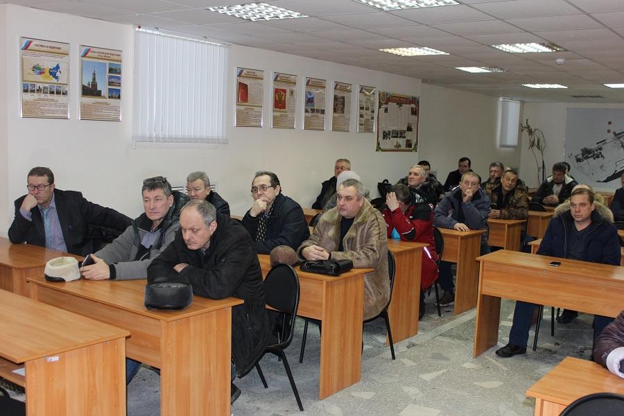 В Госавтоинспекции провели семинар по соблюдению законодательства о безопасности дорожного движения