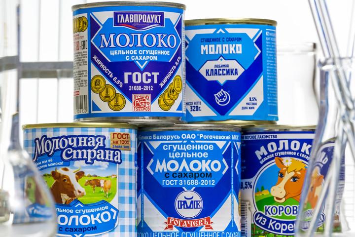 Как выбрать сгущенку с молоком и без пальмового масла