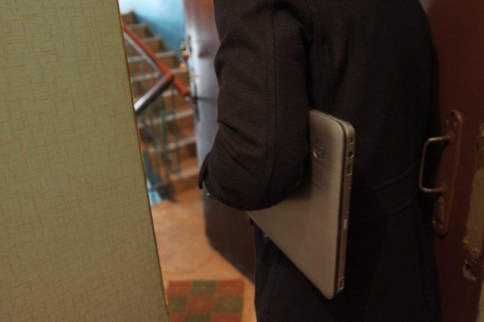 Северчанин украл ноутбук