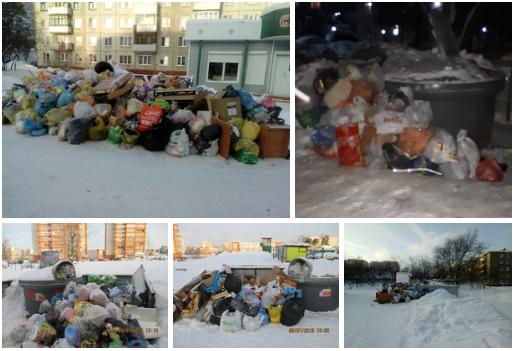 Новая схема по обращению с мусором в Томской области в 2019 году заработает только в Северске