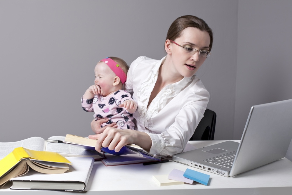 Информация для женщин, находящихся в отпуске по уходу за ребенком