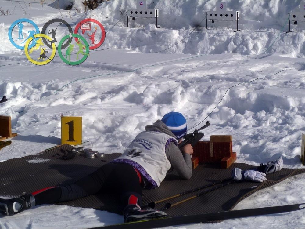 «Стреляющие лыжники»