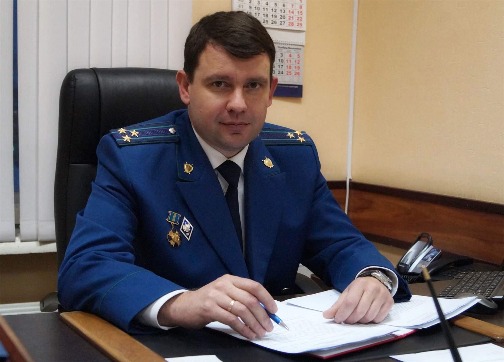 Заместитель прокурора Томской области проведет прием в Северске