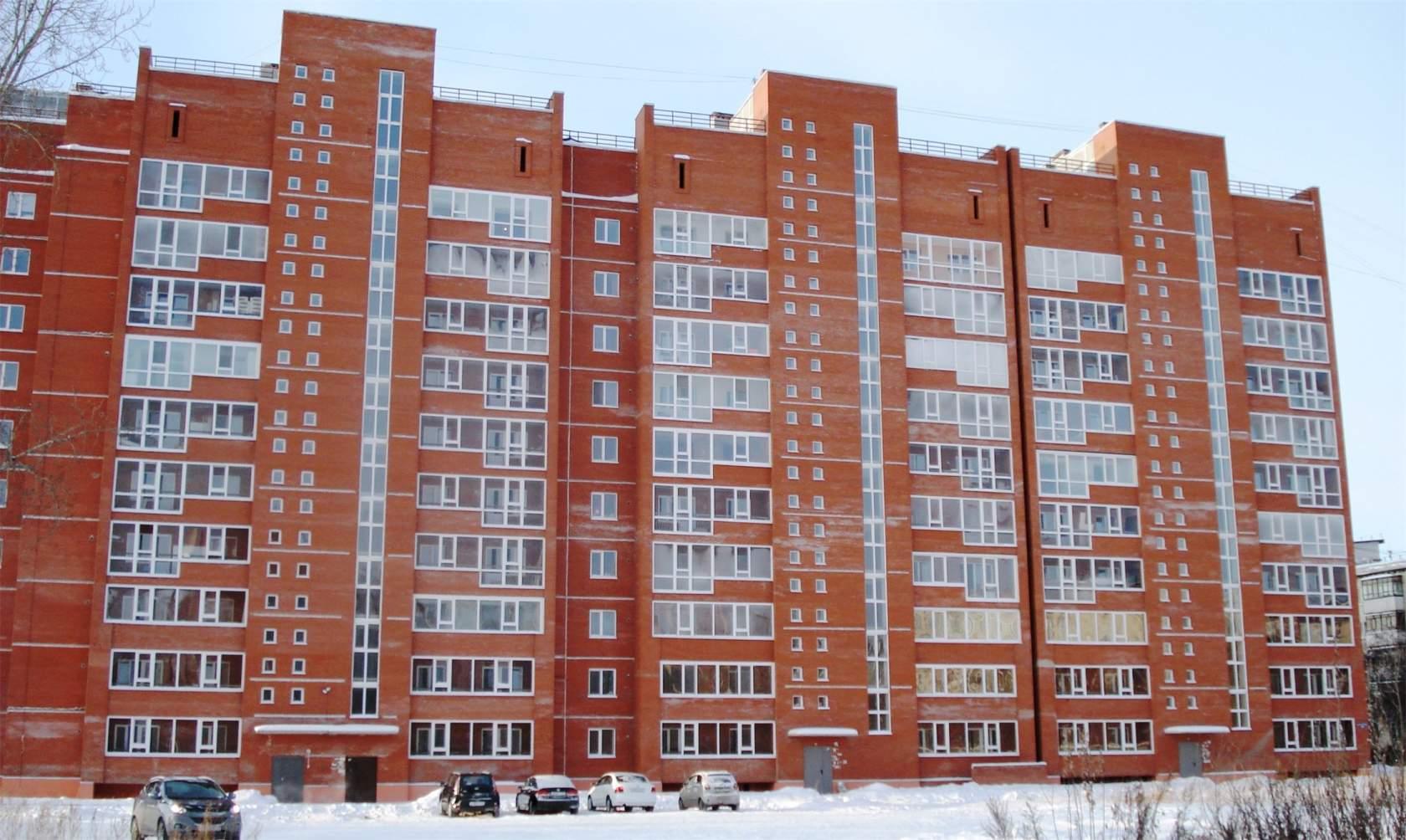 В 2018 году в Северске сдан один многоквартирный жилой дом