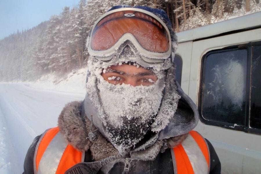 Синоптики прогнозируют аномальные морозы в начале февраля