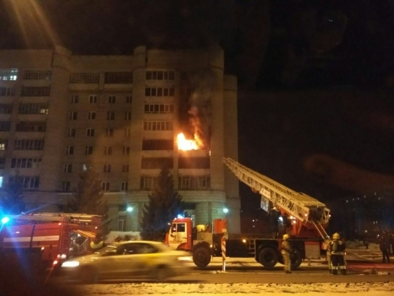 В 2018 году в Северске произошло 17 пожаров по причинам, связанным с электричеством