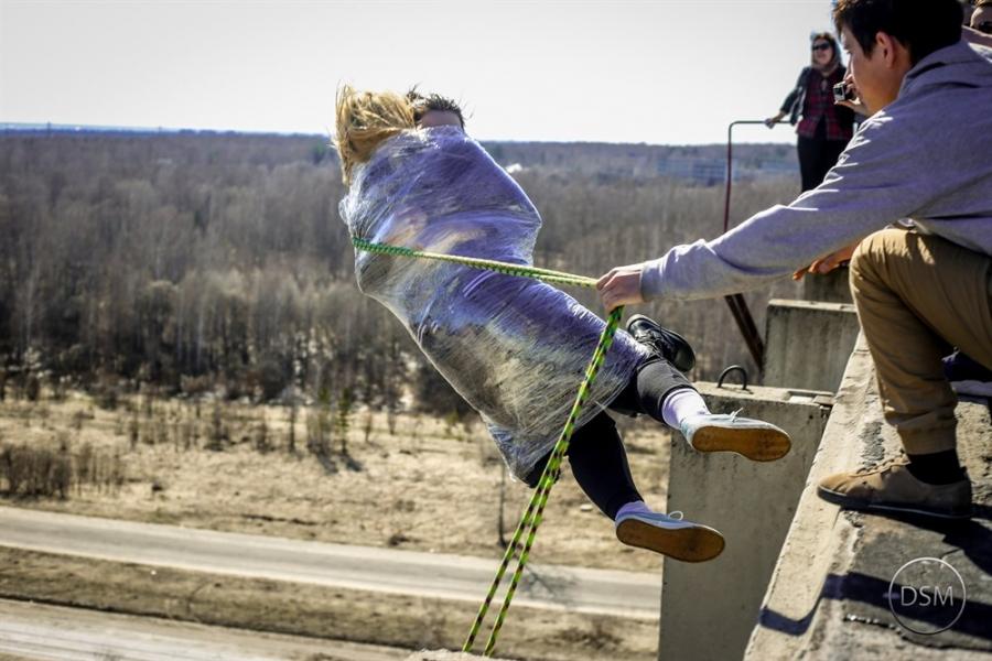 В Томске вновь организуют прыжки с высоты