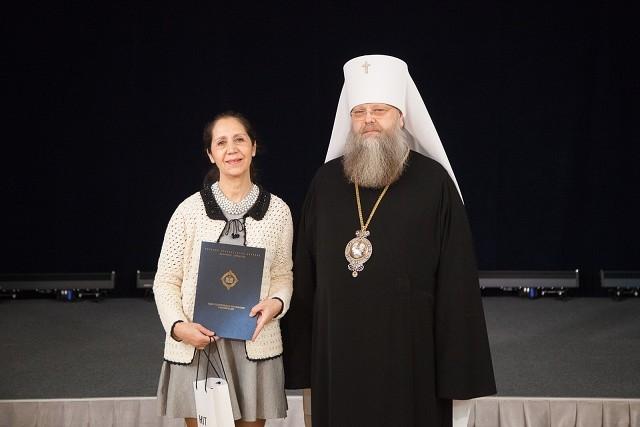 Виктория Куренкова награждена за «нравственный подвиг учителя»
