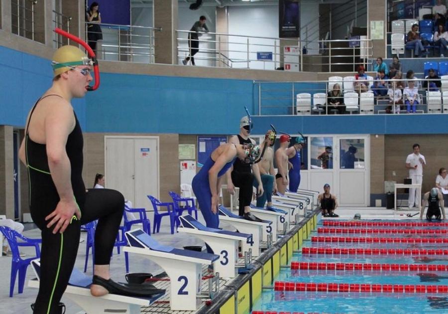Северчане завоевали 9 медалей на Чемпионате области по подводному спорту