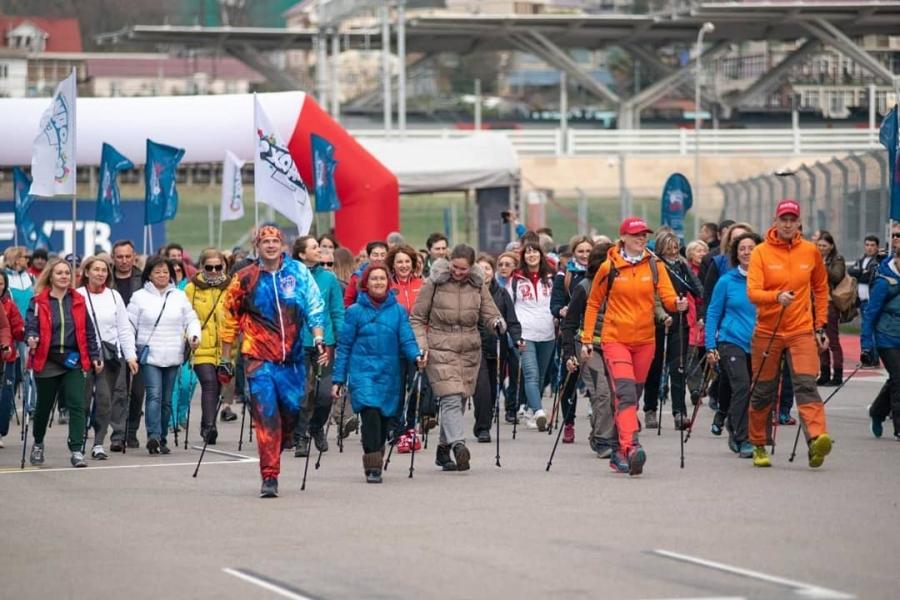 Северчане примут участие в проекте «Ходи Россия!»