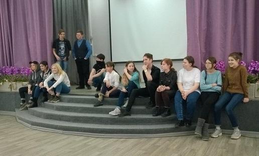 Педагогический проект «Социальный театр»