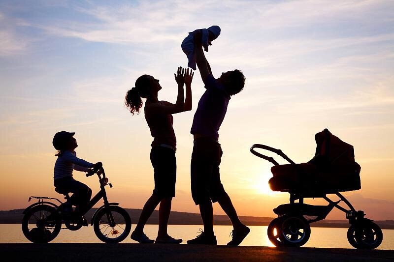 Молодым семьям предлагают принять участие в социологическом опросе ⠀