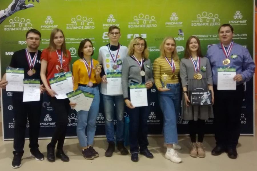 Победа Тимура Рафикова