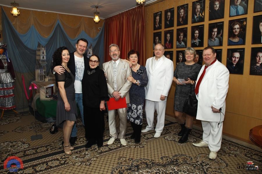Северский театр для детей и юношества театр для детей и юношества отметил свой 55-летний юбилей