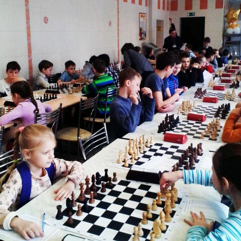 Успехи северчан на Первенстве Томской области по шахматам