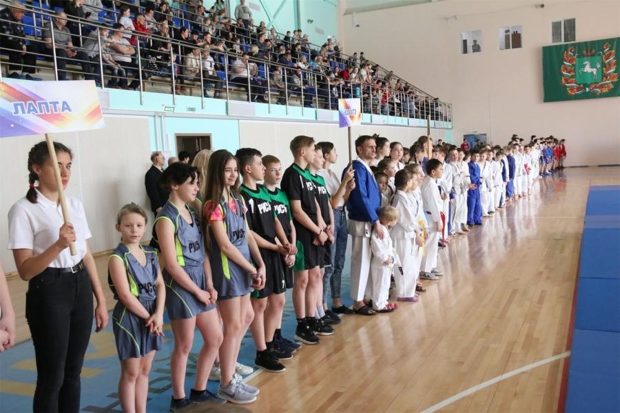 Фестиваль неолимпийских видов спорта и единоборств